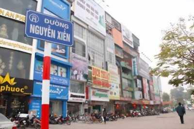 Bán gấp nhà mặt đường Nguyễn Xiển Thanh Xuân
