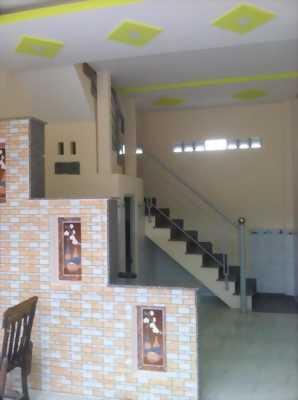 Cần bán căn nhà ở  trệt, 1 lầu có đồng hồ điện nước riêng