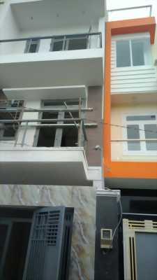 Nhà mới 60m2 ngay hẻm 520 Hồng Đào Hiệp Bình TĐ