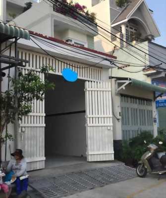 Bán nhà mặt tiền ngay Ngã 3 Tô Ngọc Vân - Tam Bình, Thủ Đức