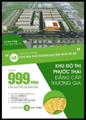 TT30% sở hữu nhà phố tại TP.Biên Hòa – Đồng Nai