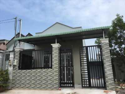 Bán nhà mới xây ở kp4 phường trảng dài
