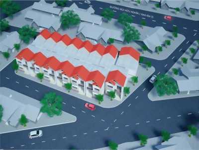 Bán nhà đang xây tại TT Tp.Biên Hòa, sổ hồng riêng