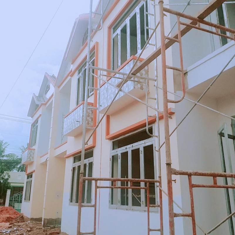 Nhà phố p. Bửu Hòa xây mới. SHR, tại Đồng Nai