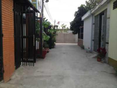 Nhà gần chợ Trà Ôn