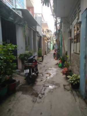 Bán nhà hẻm lớn đường Hoàng Văn Thụ _ Mỹ Bình _ Long Xuyên