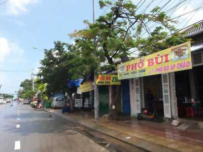 Bán nhà mặt tiền Tô Hiệu-Nha Trang, ngang 11m. Gần Biển...