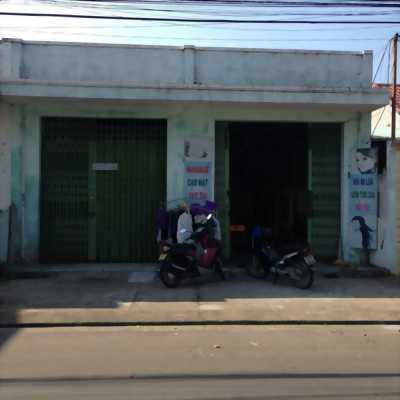 Nhà mặt đường gần trường Đại học Công nghiệp 2