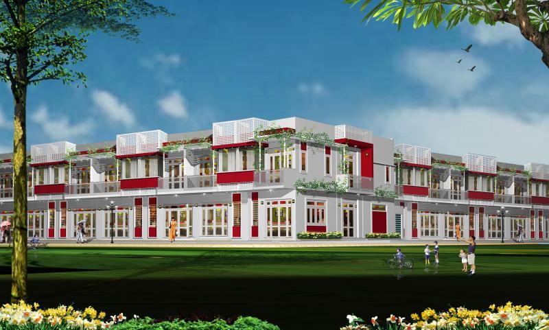 Nhà phố TM Đại Nam Hưng ngay Quốc lộ 13,Sân bóng Gò Đậu