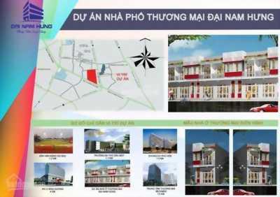 Nhà phố 3 mặt tiền Thủ Dầu Một chính thức mở bán