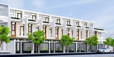 Bán nhà phố phường Chánh Mỹ, thị xã Thủ Dầu Một