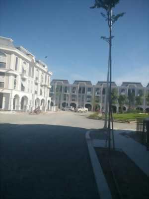 nhà mặt phố 1 trệt 2 lầu, MT Hùng Vương, phường 6, TP tân an_Long An