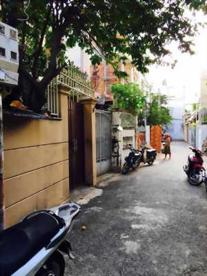 Bán Nhà cấp 4 hẻm xe hơi ra vào Trương Công Định