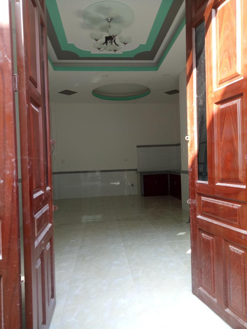 Bán 2 căn liền kề mới xây trên đường Đỗ Tấn Phong