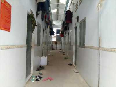 Cần tiền nên bán dãy nhà trọ 17 phòng tại khu CN Điện nam