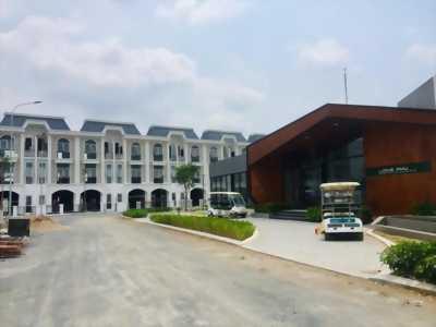 Biệt thự 1 Trệt 2 Lầu Thành phố Tân An 100m²,SHR