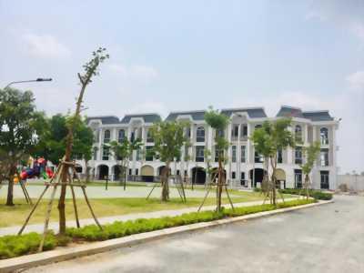 Bán nhà 1 trệt 2 lầu Hùng Vương nối dài Tân An