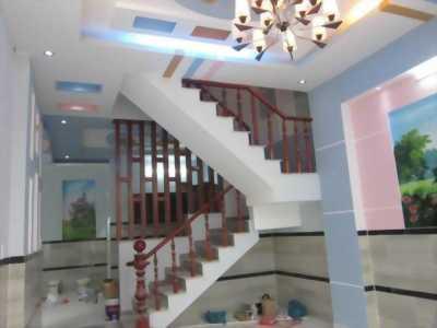 Cần bán nhà đường Phạm Văn Chiêu quận Gò Vấp, kiến trúc kiểu Pháp, hiện đại sang trọng