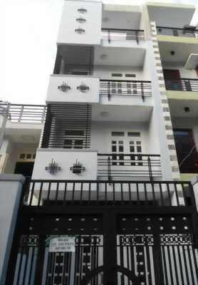 Nhà phố đúc 4 tấm, Phan Văn Hớn, 200 m2