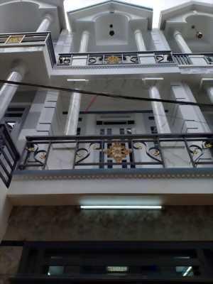 Nhà phố đúc 1T2L đường Nguyễn Thị Đặng Q.12