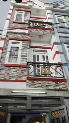 Nhà mới cho gia đình cuộc sống mới 2 lầu 3PN, HXH