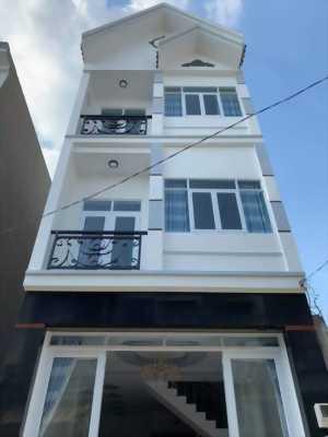 Bán nhà mới xây 3 lầu như biệt thự mini xinh xinh lung linh như hình
