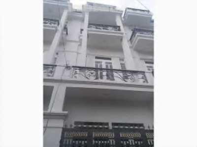 Cần bán gấp, nhà 3 tấm, gần bệnh viện quận 12, 3 PN, 3WC, giá 1,85 tỷ