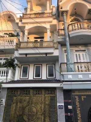 Nhà 3 tấm 3.4x9m, 3PN, 3WC, ngay Lê Văn Khương -Lê Đức thọ 300m, tặng nội thất.