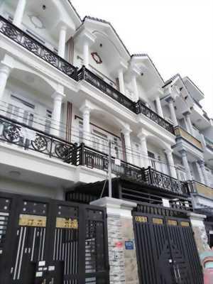 Bán nhà 3 tấm  1.62 tỷ ngay chợ Hiệp Thành,đường Trần Thị Bảy Quận 12 ,lh 0937678829
