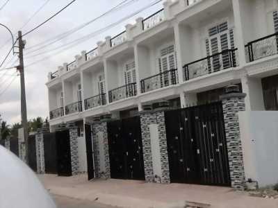 Sở hữu ngay ngôi nhà đẹp có thiết kế hiện đại gần ngay chợ Bình Chánh chỉ với 1550tr/căn