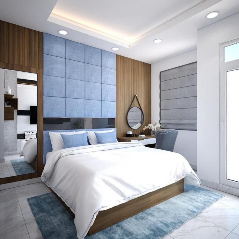 Cần bán gấp căn nhà đẹp như biệt thự cuối đường Nguyễn Văn Luông ,3 lầu,5 PN
