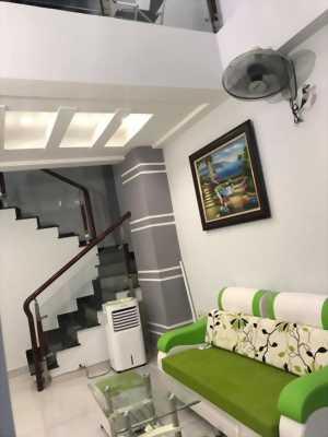Bán nhà HXH Thiên Phước Tân Bình dt sàn 100m2, 4T, giá 4.6 tỷ