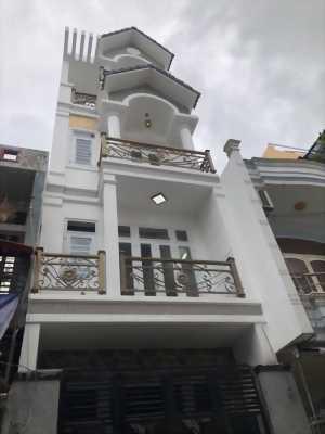 Chính chủ bán nhà 3 lầu mới xây 4x15m , đường Trương Đình Hội , P16 Q8