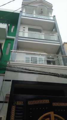 Gia đình kẹt ngân hàng cần bán gấp nhà 1T 3L Phạm Đức Sơn P16 Q8