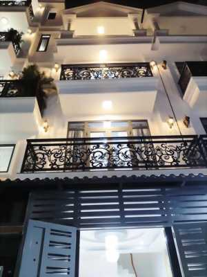 Nhà bán kiểu biệt thự mini sát đường Võ Văn Kiệt 3lầu ,4Pn 4 tỷ300 triệu
