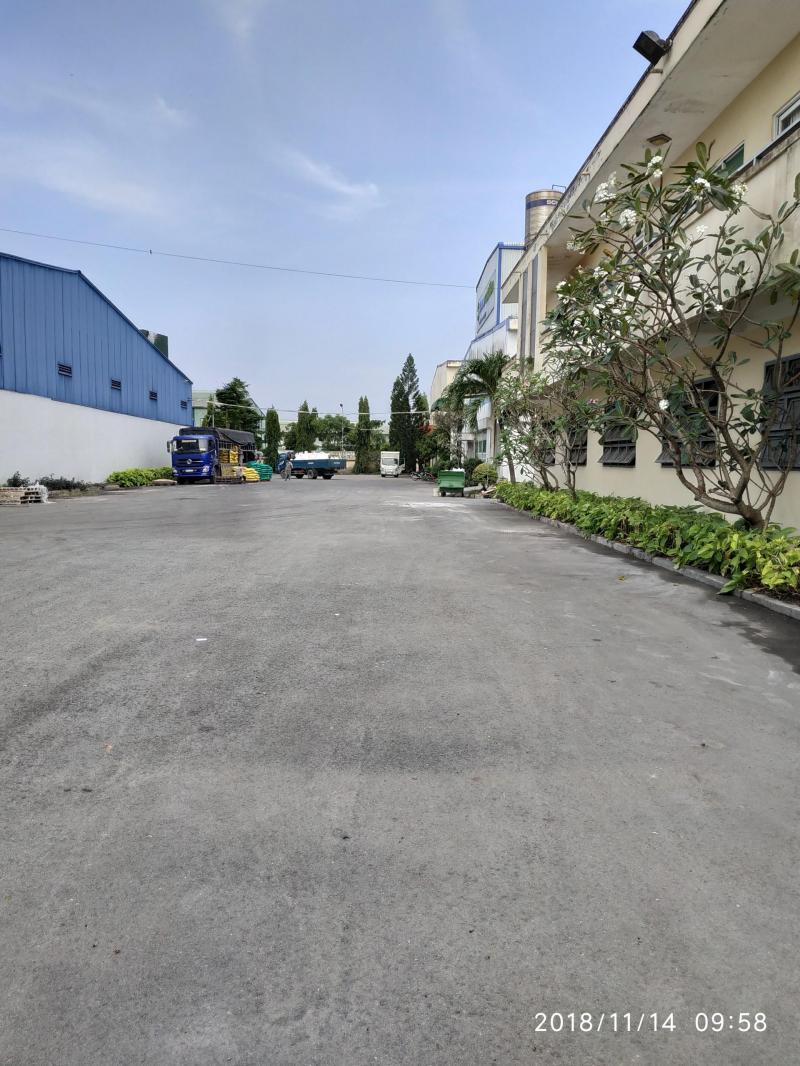 Cho thuê nhà xưởng mới xây đường 835, Bến Lức, Long An. LH: 0938.101.316 Tuấn
