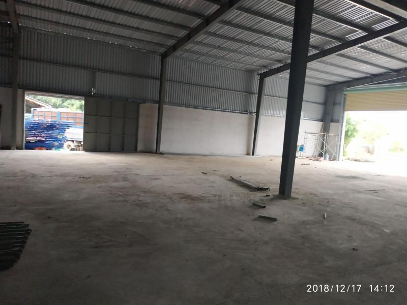 Cho thuê kho xưởng 1200m2 đường Nguyễn Hữu Trí, Tân Bửu, Bến Lức, Long An, LH: 0938.101.316 Tuấn
