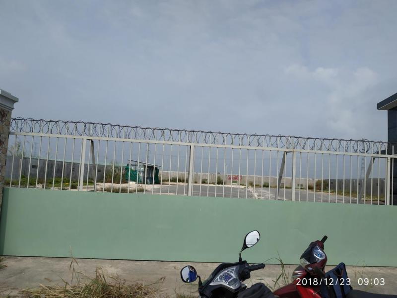 Cho thuê nhà xưởng 2000m2 mặt tiền đường Nguyễn Hữu Trí, Bến Lức, Long An. LH: 0938,101,316