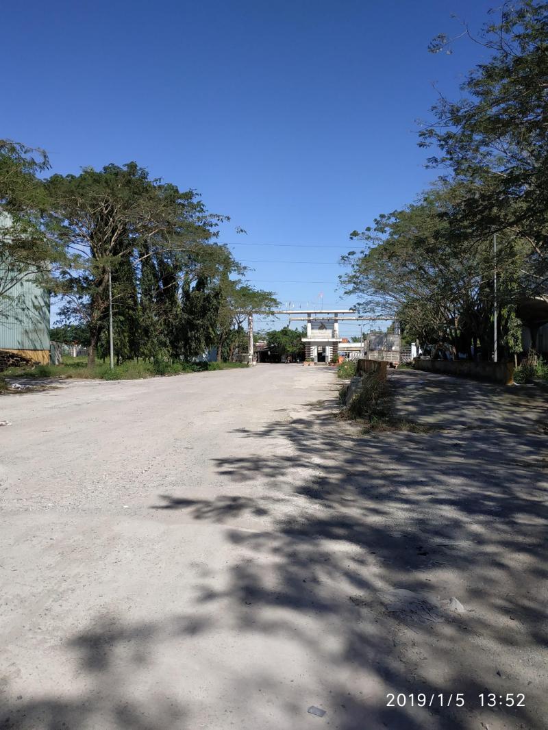 Cho thuê nhà xưởng 5500m2 gần Cảng Borbon, Bến Lức, Long An. LH: 0938.101.316 Tuấn