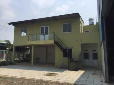Bán nhà xưởng đường Ấp 3, xã Tân Bửu, Bến Lức, Long An.