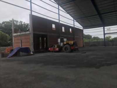 Cho thuê kho xưởng, có văn phòng, mới xây ngay mặt tiền đường thuộc xã Nhựt Chánh, huyện Bến Lức, tỉnh Long An
