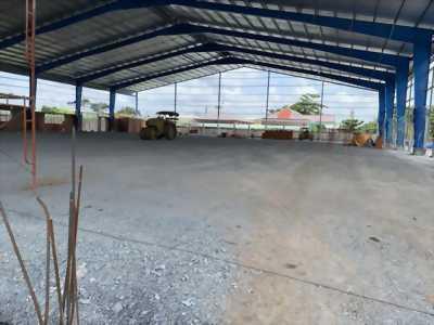 Nhà xưởng cho thuê Khu công nghiệp Long An