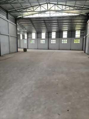 Cho thuê nhà kho mặt tiền đường ĐT 835, xã Phước Lợi, huyện Bến Lức, tỉnh Long An.