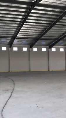 Doanh nghiệp cần cho thuê lại nhà xưởng mặt tiền Tỉnh lộ 830 thuộc địa phận Lương Bình, Bến Lức, Long An