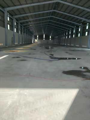 Cho thuê nhà xưởng có hệ thống PCCC tự động trong KCN Vĩnh Lộc 2, Bến Lức, Long An