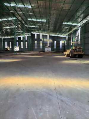 Cho thuê nhà xưởng mặt tiền thuộc trung tâm Thị trấn Bến Lức, huyện Bến Lức, tỉnh Long An