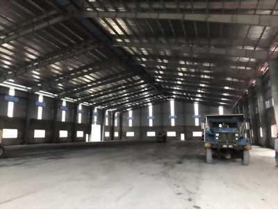 Cần cho thuê lại kho xưởng sản xuất kinh doanh, giá tốt nhất khu vực KCN Vĩnh Lộc 2, Bến Lức, Long An