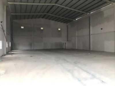 Cho thuê kho xưởng kinh doanh sản xuất nhỏ tại Mỹ Yên, Bến Lức, Long An.