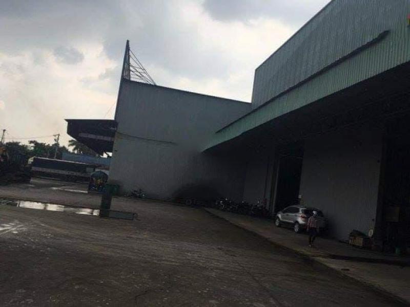 Nhà xưởng cho thuê tại KCN Vĩnh Lộc, Bình Chánh