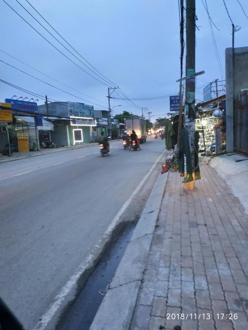 Cho thuê kho 520m2 Quốc Lộ 50, xã Phong Phú, Bình Chánh, ngay chợ Phú Lạc. LH: 0938.101.316